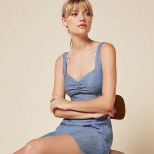 ✨Reformation Macy Dress